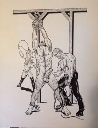 Manscape Public Whipping 2